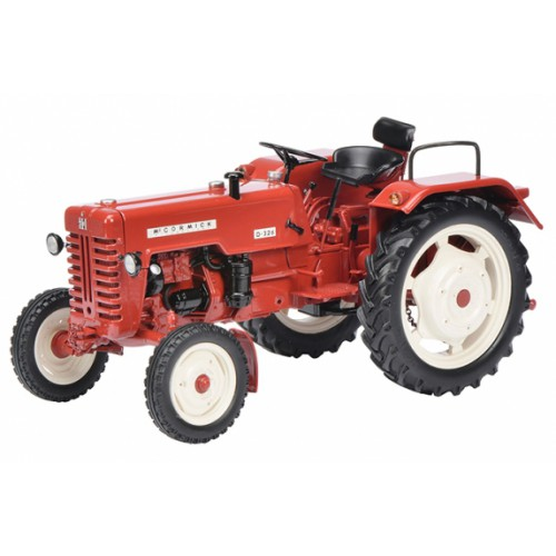 1 18 agricole miniature de collection tracteur mc cormick. Black Bedroom Furniture Sets. Home Design Ideas