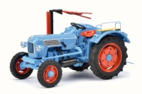 1/43 TRACTEUR MINIATURE DE COLLECTION EICHER EM 200 BLEUE-SCHUCO450273600