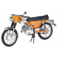 1/10 MOTO MINIATURE DE COLLECTION ZUNDAPP KS 50 SUPER SPORT ORANGE-SCHUCO450661700