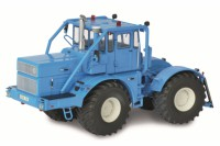 1/32 VEHICULE MINIATURE DE COLLECTION KIROVETS K-700A BLEUE-SCHUCO450771700