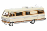 1/43 CAMPING-CAR MINIATURE DE COLLECTION MERCEDES-BENZ HYMERMOBIL 900-SCHUCO