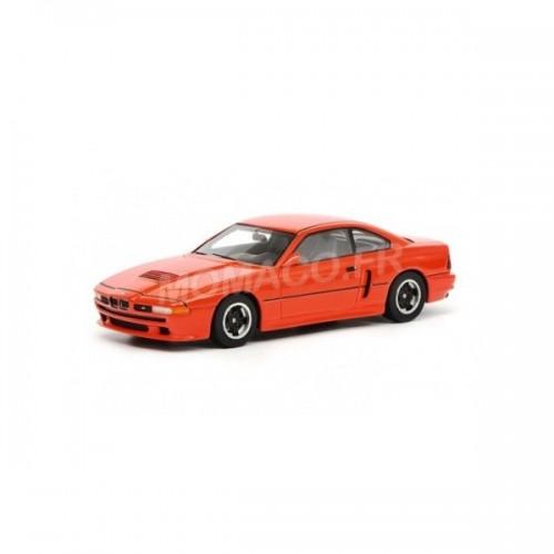 1 43 voiture miniature de collection bmw m8 coupe rouge. Black Bedroom Furniture Sets. Home Design Ideas