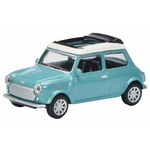 1 64 3 inches voiture miniature mini cooper avec toit ouvrant turquoise schuco452014900 vente. Black Bedroom Furniture Sets. Home Design Ideas