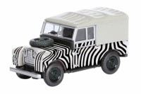 "1/87 HO VEHICULE MINIATURE DE COLLECTION LAND ROVER ""SAFARI""SCHUCO452609700"