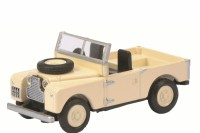 1/87 HO VEHICULE MINIATURE DE COLLECTION LAND ROVER 88 BEIGE-SCHUCO452613600