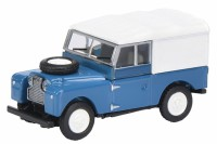 1/87 HO VEHICULE MINIATURE DE COLLECTION LAND ROVER 88 BLEUE-SCHUCO452627500