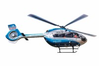 1/87 HO HELICOPTERE FORCES DE L'ORDRE AIRBUS HELICOPTER H145 POLIZEI-SCHUCO452628600