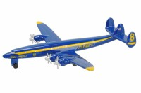 "1/600 AVION MILITAIRE MINIATURE LOCKHEED L1049 G SUPER CONSTELLATION - US NAVY ""BLUE ANGELS""SCHUCO403551655"