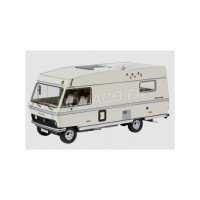 1/18 CAMPING-CAR MINIATURE DE COLLECTION MERCEDES-BENZ HYMERMOBIL 581 BS-SCHUCO450007900