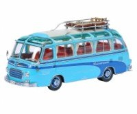 "1/43 AUTOBUS/AUTOCAR MINIATURE DE COLLECTION SETRA S6 ""REISETRAUM""SCHUCO450283800"