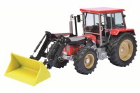 1/32 AGRICOLE MINIATURE DE COLLECTION TRACTEUR SCHLUTER COMPACT 1250 TV6-SCHUCO450762400