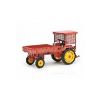 1/32 AGRICOLE MINIATURE DE COLLECTION TRACTEUR FORTSCHRITT RS09-GT 124 PICK-UP-SCHUCO450782800