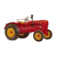1/32 AGRICOLE MINIATURE DE COLLECTION TRACTEUR PORSCHE MASTER ROUGE-SCHUCO450894700