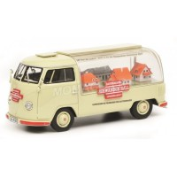 "1/43 VW COMBI MINIATURE DE COLLECTION VOLKSWAGEN T1B ""SCHWABISCH HALL""SCHUCO450902300"