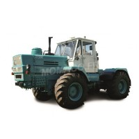 1/32 CHARLOW AGRICOLE MINIATURE DE COLLECTION CHARLOW T-150 K BLEUE-SCHUCO450907700