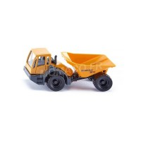 1/64 3 INCHES MINIATURE DE COLLECTION ENGINS DE CHANTIER BERGMANN DUMPER-SIKU1486