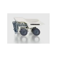 1/87 HO BTP CAMION MINIATURE DE COLLECTION ENGINS DE CHANTIER LIEBHERR T264 TOMBEREAU-SIKU1807