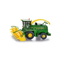 1/32 AGRICOLE MINIATURE DE COLLECTION JOHN DEERE 7500 ENSILEUSE A MAIS-SIKU4056