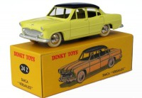 VOITURE MINIATURE DE COLLECTION SIMCA VERSAILLES DINKY TOYS NOREV 24Z