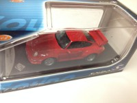 1/43 VOITURE MINIATURE DE COLLECTION PORSCHE 911 GT2 -1996-SOLIDO