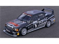 1/18 MERCEDES-BENZ VOITURE MINIATURE DE COLLECTION MERCEDES-BENZ 190E EVO 2 3 DTM 1990-SOLIDO-S1801002