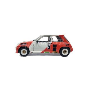 1/18 RENAULT R5 TURBO 5 A.PROST/J.M.ANDRIE RALLYE DU VAR 1982-SOLIDO-S1801305