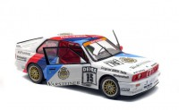 1/18 BMW VOITURE MINIATURE DE COLLECTION BMW E30 DTM 1989-RAVAGLIA - NUBURGRING-SOLIDOS1801503