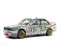 1/18 BMW VOITURE MINIATURE DE COLLECTION BMW M3 E30 DTM - TIC TAC 1991-PILOTÉ PAR  A. Berg-SOLIDO1801505