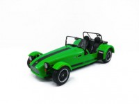 1/18 LOTUS CATERHAM VOITURE MINIATURE DE COLLECTION CATERHAM 275R METALLIC GREEN-2014-SOLIDOS1801801