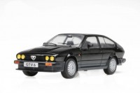 1/18 ALFA ROMEO VOITURE MINIATURE DE COLLECTION ALFA ROMEO GTV 6-NOIR-1984-SOLIDOS1802302