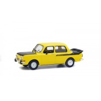 1/43 VOITURE MINIATURE DE COLLECTION SIMCA RALLYE 2 1974 JAUNE MAYA-SOLIDO-S4302900