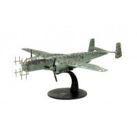 1/72 AVION MINIATURE DE COLLECTION Heinkel 219 UHU Norvège-1945-SOLIDO