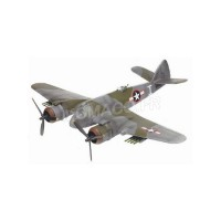 1/72 AVION MILITAIRE MINIATURE DE COLLECTION BRISTOL BEAUFIGHTER MK VI CORSICA 1944-SOLIDO-S7200005