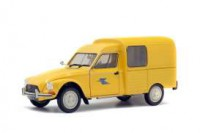 "1/18 VEHICULE MINIATURE DE COLLECTION CITROEN ACADIANE 1984 ""LA POSTE""SOLIDO-S1800405"