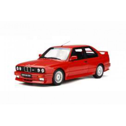 1 18 voiture miniature de collection bmw e30 m3 sport evo 1990 rouge solido s1801502 vente de. Black Bedroom Furniture Sets. Home Design Ideas
