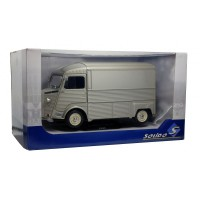 1/18 UTILITAIRE MINIATURE DE COLLECTION CITROEN TYPE HY 1969 GRIS-SOLIDO-S1850020