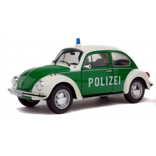 1 18 vehicule force de l 39 ordre volkswagen coccinelle 1303 polizei 1974 solido s1800504 vente. Black Bedroom Furniture Sets. Home Design Ideas