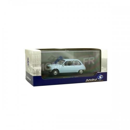 1 43 voiture miniature de collection renault 5 tl 1972 bleue ciel solido s4301900 vente de. Black Bedroom Furniture Sets. Home Design Ideas
