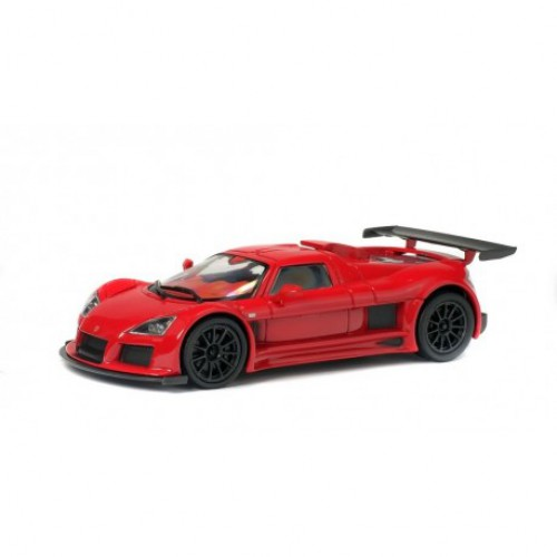 1 43 voiture miniature de collection gumpert apollo rouge 2010 solido s4400200 vente de. Black Bedroom Furniture Sets. Home Design Ideas