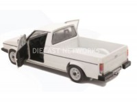 1/18 VOLKSWAGEN VOITURE MINIATURE DE COLLECTION VOLKSWAGEN CADDY MKI - 1982-BLANCHE-SOLIDO1803501