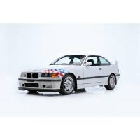 1/18 BMW E36 COUPE M3 LIGHTWEIGHT 1995 BLANCHE-SOLIDO-S1803903