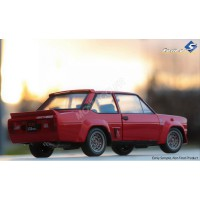 1/18 FIAT 131 ABARTH 1980 ROUGE-SOLIDO-S1806002