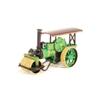 1/76 VEHICULES MINIATURE DE COLLECTION FOLLER STEAM ROLLER CITY OF TRURO-OXFORD76FSR005