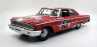 1/18 FORD GALAXIE 500 HARD TOP #15 WILLIAMS/STEELE GOODWOOD REVIVAL - ST.MARY'S TROPHY RACE 2011-SUNSTARSUN1472
