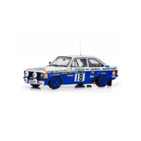 1/18 FORD ESCORT MKII RS1800 18 TAYLOR/SHORT RALLYE RAC 1980-SUNSTARSUN4496R