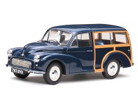 1/12 VEHICULE MINIATURE DE COLLECTION Morris Minor trafalgar bleu-1962-SUNSTARSUN4793