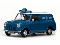 1/12 VEHICULE MINIATURE DE COLLECTION PUBLICITAIRE-Morris Mini Van RAC-1960-SUNSTARSUN5317