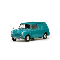 1/12 VEHICULES MINIATURE DE COLLECTION AUSTIN MINI VAN 1963 BLEU-SUNSTARSUN5319