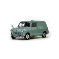 1/12 VEHICULES MINIATURE DE COLLECTION AUSTIN MINI VAN 1963 GRIS-SUNSTARSUN5320