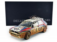1/12 LANCIA DELTA MC - WINNER MONTE CARLO 1992 - DIRTY VERSION-Pilotes : Auriol - Occelli-TOP MARQUES COLLECTIBLES TMR12-01AD